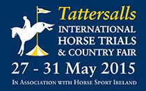 Pacefeeder will be at Tattersalls International Horse Trials 27th – 31st May 2015