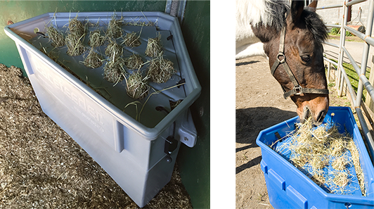 collection optimized 1 The Natural and Healthy Slow Hay Feeder for Horses